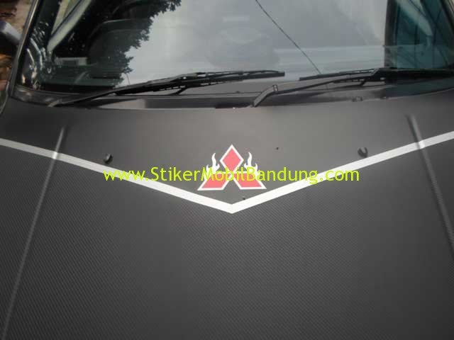 Stiker Mobil wrapping