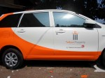 Cutting Sticker Mobil Avanza – Telkom Property