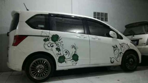 Cutting Sticker Floral Bandung || Call: 0815-7195-825