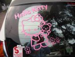 Hello Kitty Sticker Bandung || Call: 0812-2229-9874