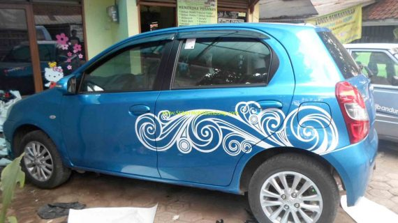 Striping Stiker Cantik || Call: 0815-7195-825