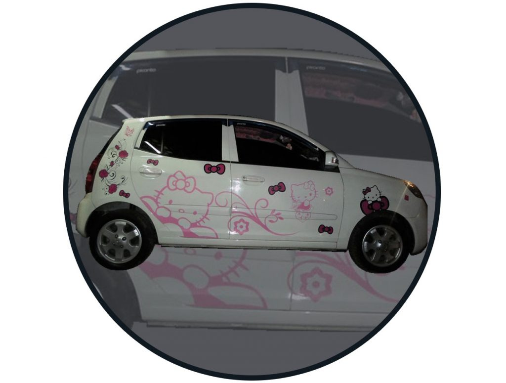 stier mobil hello kitty